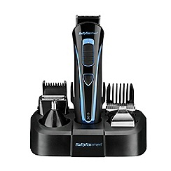 BaByliss - For men acublade lithium face and body trimmer7426U