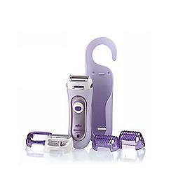 Braun - 5560 Silk & Soft bodyshave