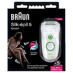 Braun - Silk-epil 5 power epilator 5511