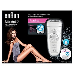 Braun - Silk-epil wet & dry epilator