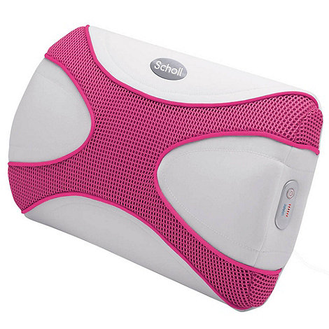 Scholl - Pink +X-POP+ massage cushion