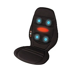 Homedics - Epp heat and vibration massage chair BKP-112HA-GB