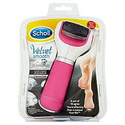 Scholl - Scholl velvet smooth electronic foot file
