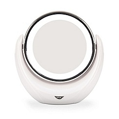 Rio - Double sided LED cosmetic mirror