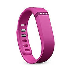 Fitbit - Violet 'Flex' wireless activity and sleep tracker FB401VT