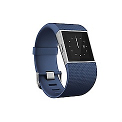 Fitbit - Small blue 'Surge' fitness super watch FB501BUS