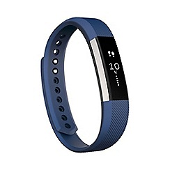 Fitbit - Blue 'Alta' fitness tracker FB406BU