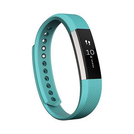 Fitbit - Teal +Alta+ fitness tracker FB406TE
