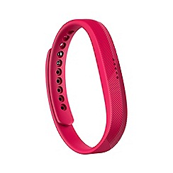 Fitbit - Magenta 'Flex 2' waterproof wireless activity and sleep tracker FB403MG-EU