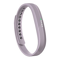 Fitbit - Lavender 'Flex 2' wireless activity and sleep tracker FB403LV-EU