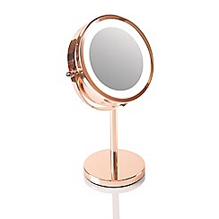 Rio - Classic led lighted magnifying mirror MMLC-RG