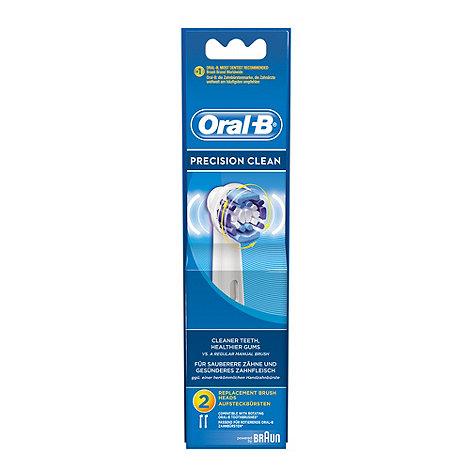 Oral-B - EB20-2 Precision Clean toothbrush heads
