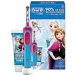 Oral-B - Frozen stages power  kids electric toothbrush