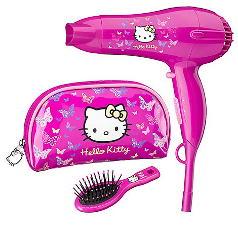 Hello Kitty - Dryer gift set 5248HKBFU