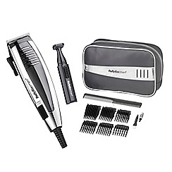 BaByliss - For Men hair clipper gift set 7448BGU