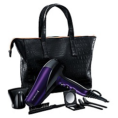 Remington - Glamour hair dryer gift set D3901GP