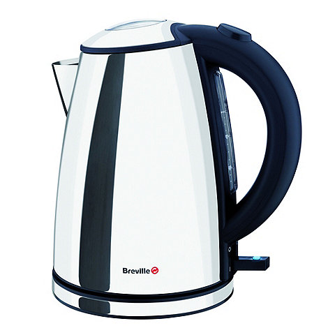 Breville - Polised stainless steel VKJ472 cordless kettle