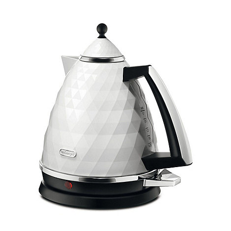 DeLonghi - White Brillante KBJ3001
