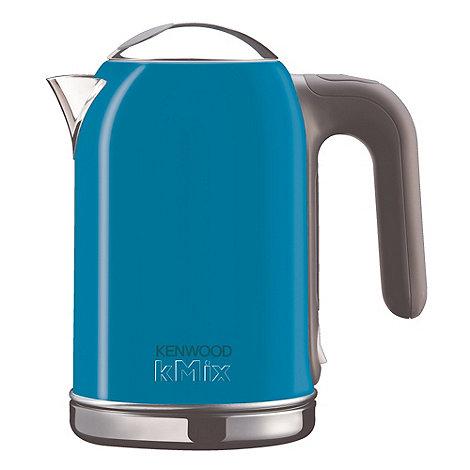 Kenwood - Blue Kmix jug kettle SJM043