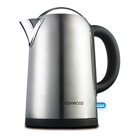 Kenwood - Silver stainless steel jug kettle SJM100