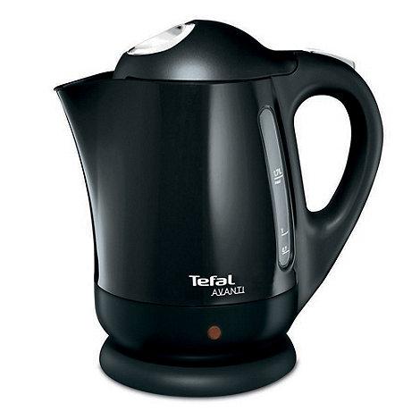 Tefal - Black +Avanti+ kettle