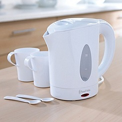 Russell Hobbs - White '14178' travel kettle