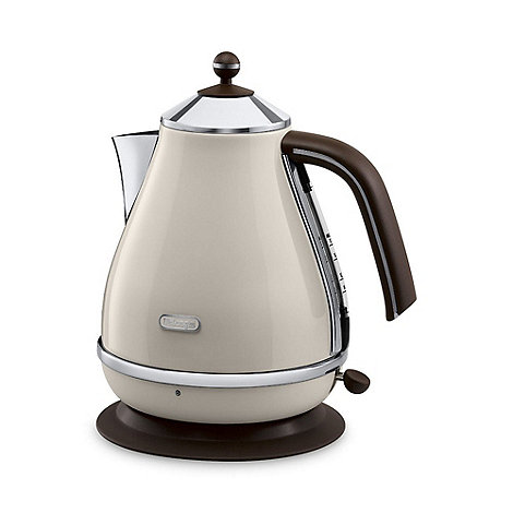 DeLonghi - Cream KBOV3001.BG Vintage Icona jug kettle