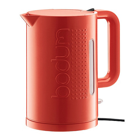 Bodum - Red +Bistro+ 11138-294UK 1L kettle