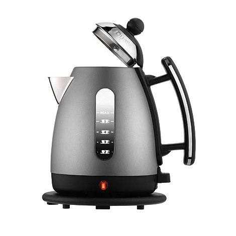 Dualit - Titanium jug kettle 72517 - Exclusive to Debenhams
