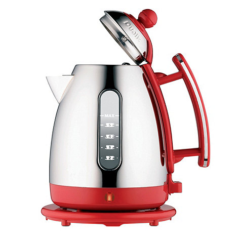 Dualit - Red 72401 jug kettle