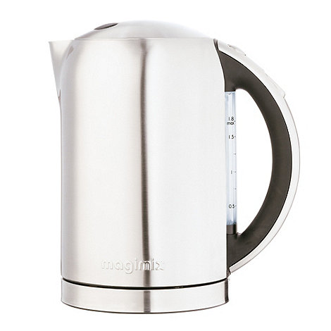 Magimix - Brushed metal 1.8l +Thermosystem+ 11690 kettle
