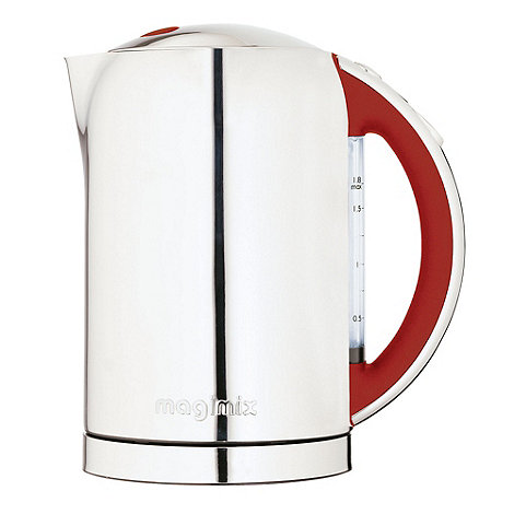 Magimix - Red 11688 1.8l thermosystem kettle