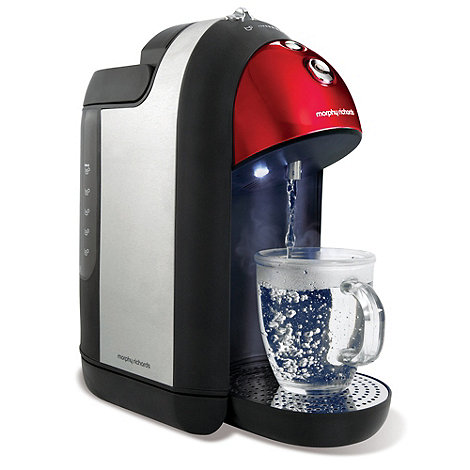 Morphy Richards - Red Accents +43926+ hot water dispenser