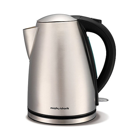 Morphy Richards - Jug kettle - stainless steel 43615