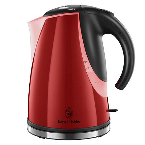 Russell Hobbs - Red kettle +18579+