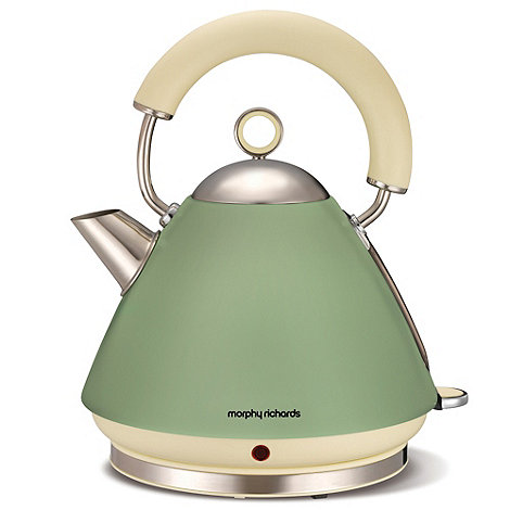 Morphy Richards - Sage pyramid kettle 102001