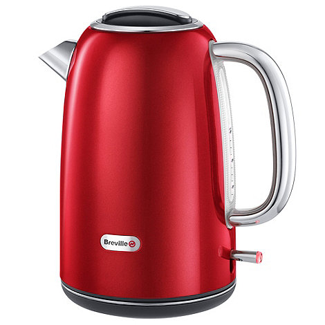 Breville - Red +Opula+ jug kettle VKJ565
