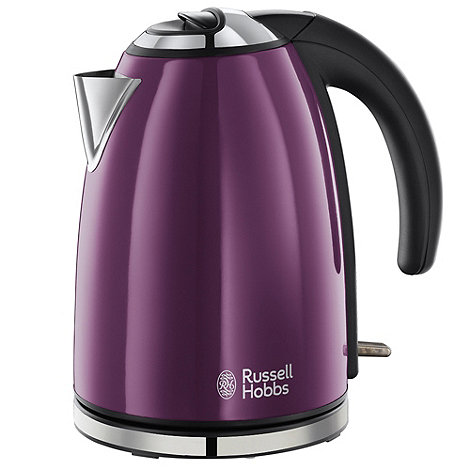 Russell Hobbs - Purple 18945 jug kettle