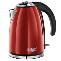 Russell Hobbs - Red 18941 jug kettle