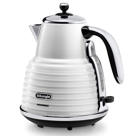 DeLonghi - +Scultura+ KBZ3001.W white kettle