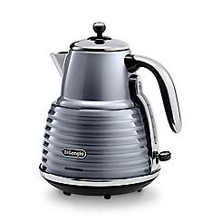 DeLonghi - 'Scultura' KBZ3001.GR gunmetal kettle