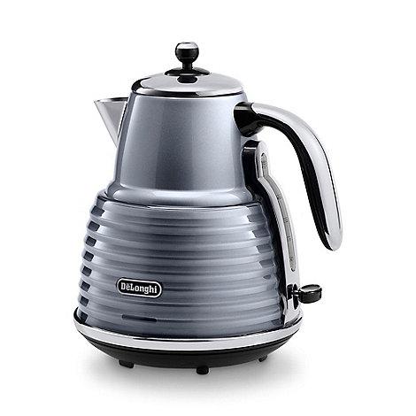 DeLonghi - +Scultura+ KBZ3001.GR gunmetal kettle