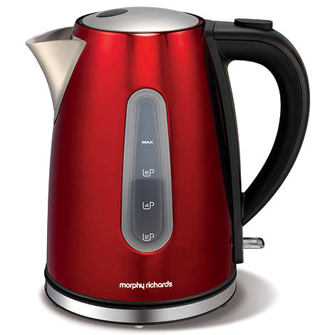 Morphy Richards - Accents 43904 red jug kettle
