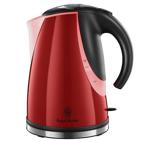 Russell Hobbs - Red +Stylis+ kettle