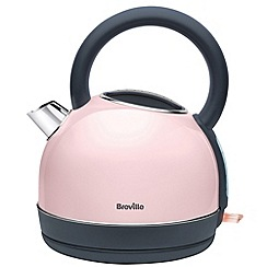 Breville - Strawberry pink VKJ823 traditional kettle