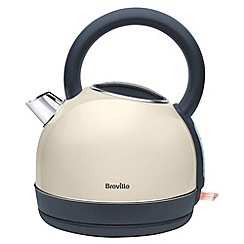 Breville - Vanilla cream VKJ824 traditional kettle