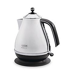 DeLonghi - White 'MicaLite' KBOM3001.W kettle