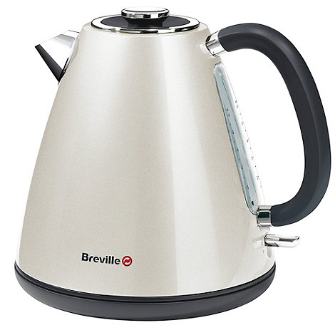 Breville - Cream VKJ782 +Aurora+ jug kettle