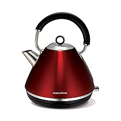 Morphy Richards - Red 'Accents' kettle 102004