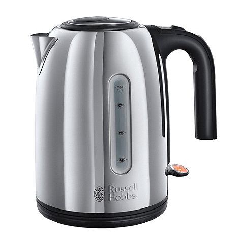 Russell Hobbs - Silver +Windermere+ 20430 jug kettle